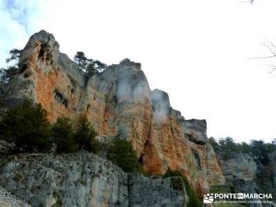 Integral Cañón Río Lobos; agencias de senderismo; vacaciones senderismo;trekking en madrid